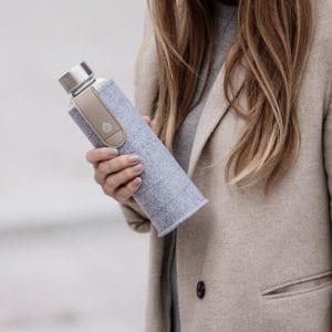 Üvegkulacs a műanyag palackok helyett