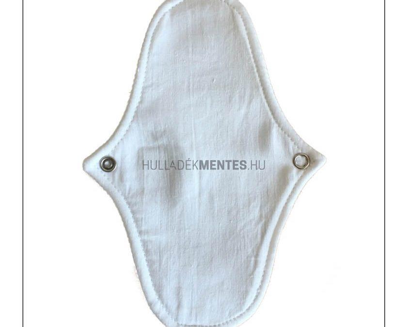 Mosható intimbetét – S méret, fehér