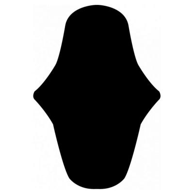 mosható női intimbetét emilla pamut xl méret alváshoz fekete hulladékmentes.hu