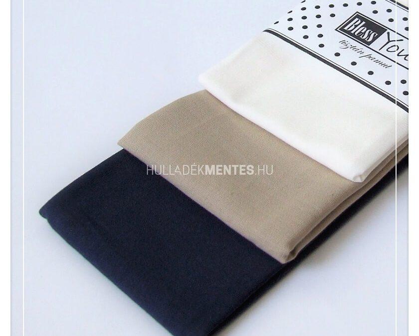BlessYou textilzsebkendő szett – férfiaknak