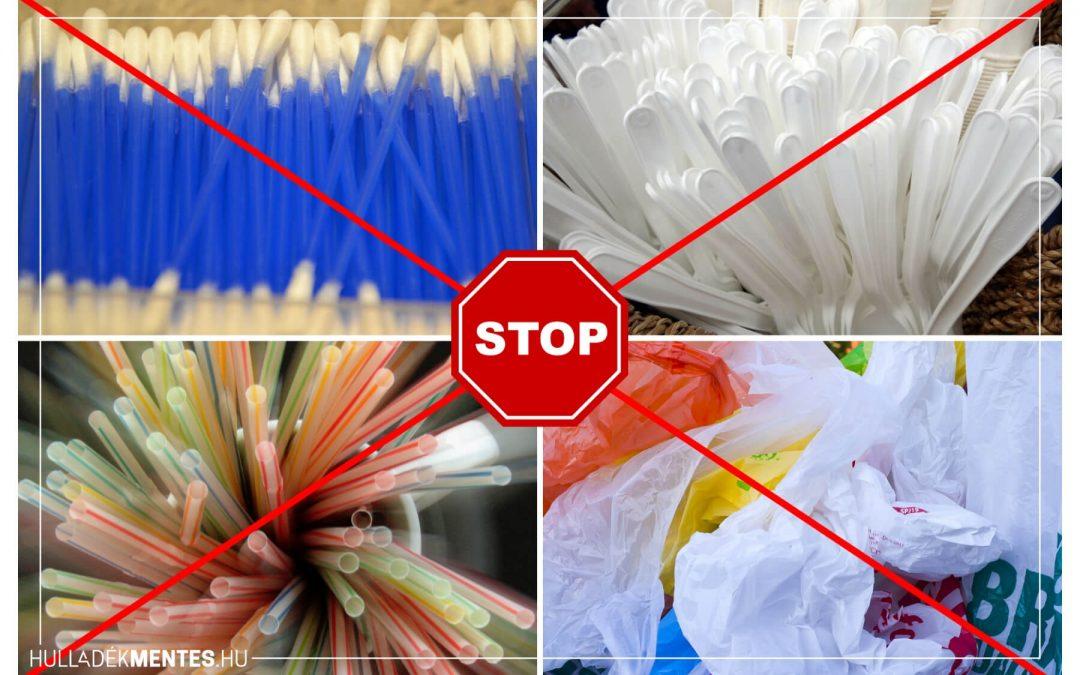 Betiltaná az egyszer használatos műanyagokat az Európai Parlament. Mit lehet használni helyettük?