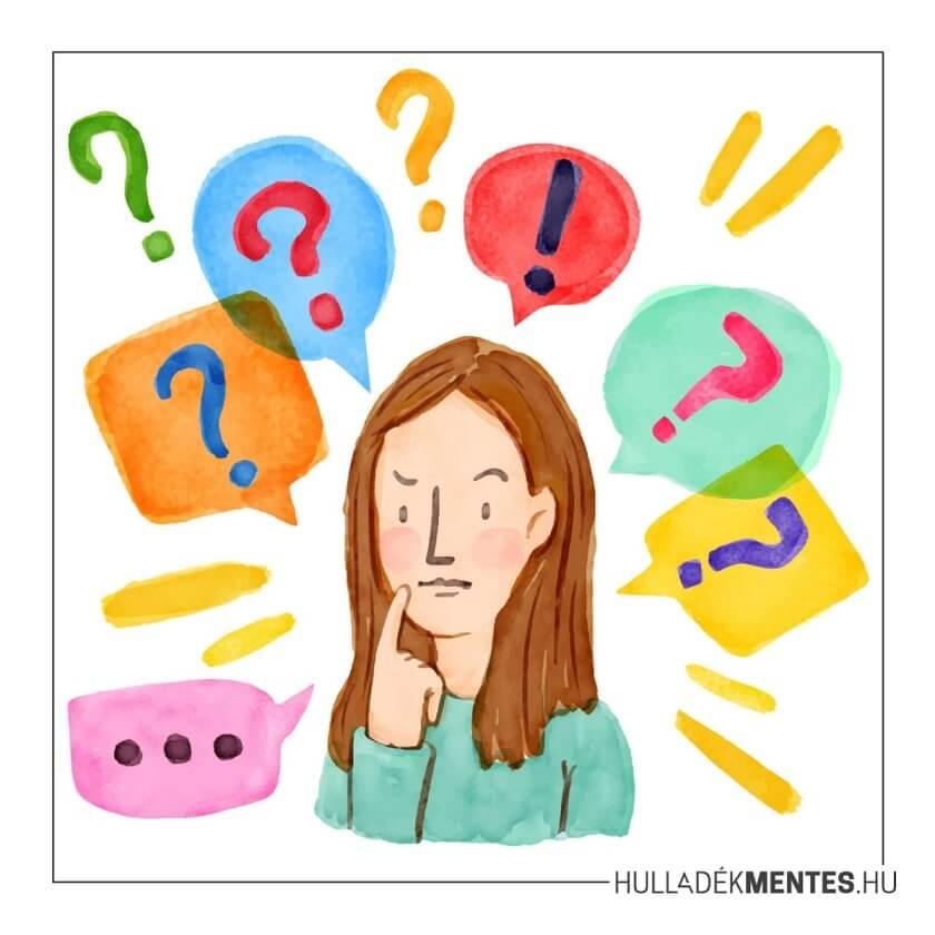 Kérdéseket, amelyeket fel kell kérdeznie valakit előtt
