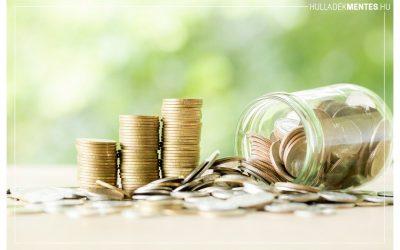Pénzkidobás és hulladékmentesség. Hogyan függnek össze pénzügyeink a fenntarthatósággal?