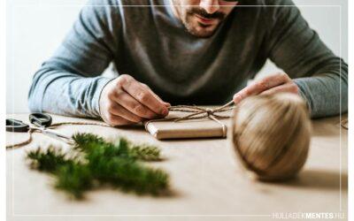 Így ajándékozz, ha fontos a környezettudatos ünneplés