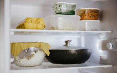 6 tipp a műanyagmentes, minimalista hűtőért