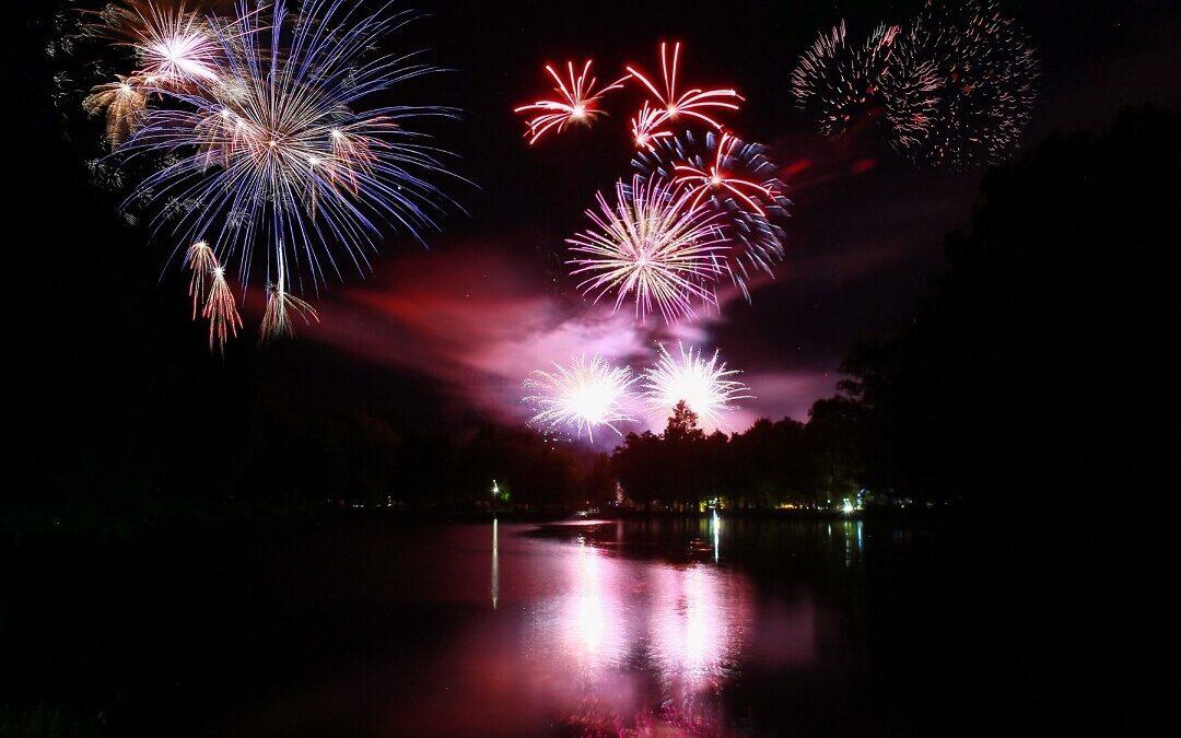 Tűzijáték: gyönyörű, de károsítja a környezetet és az egészségünket