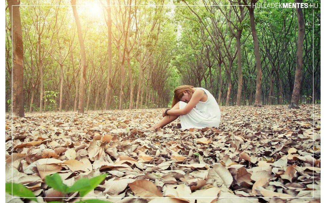 Az ökoszorongás nyomában: Hogyan ismerd fel? Mit tehetsz ellene?