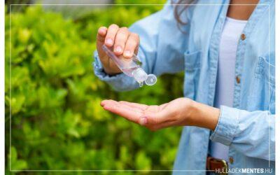 Házi kézfertőtlenítőt készítenél koronavírus-járvány esetén? Inkább ne tedd!
