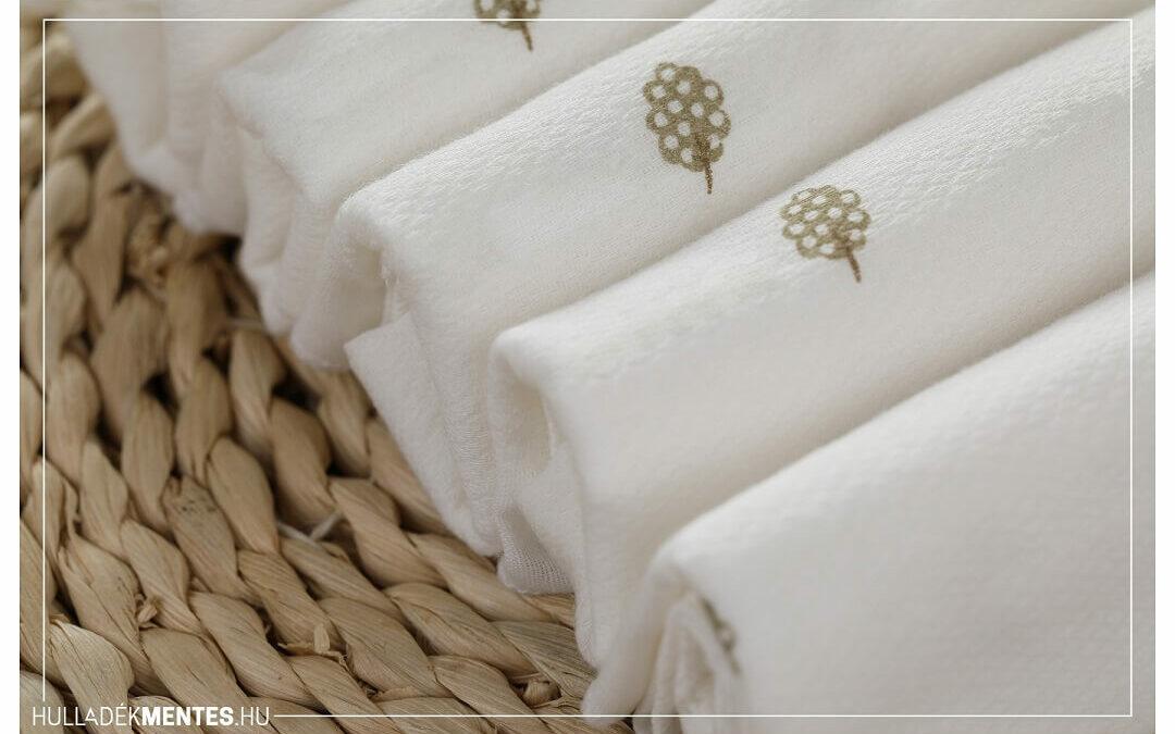 Papír- vagy textil zsebkendő – Melyik a környezettudatosabb?