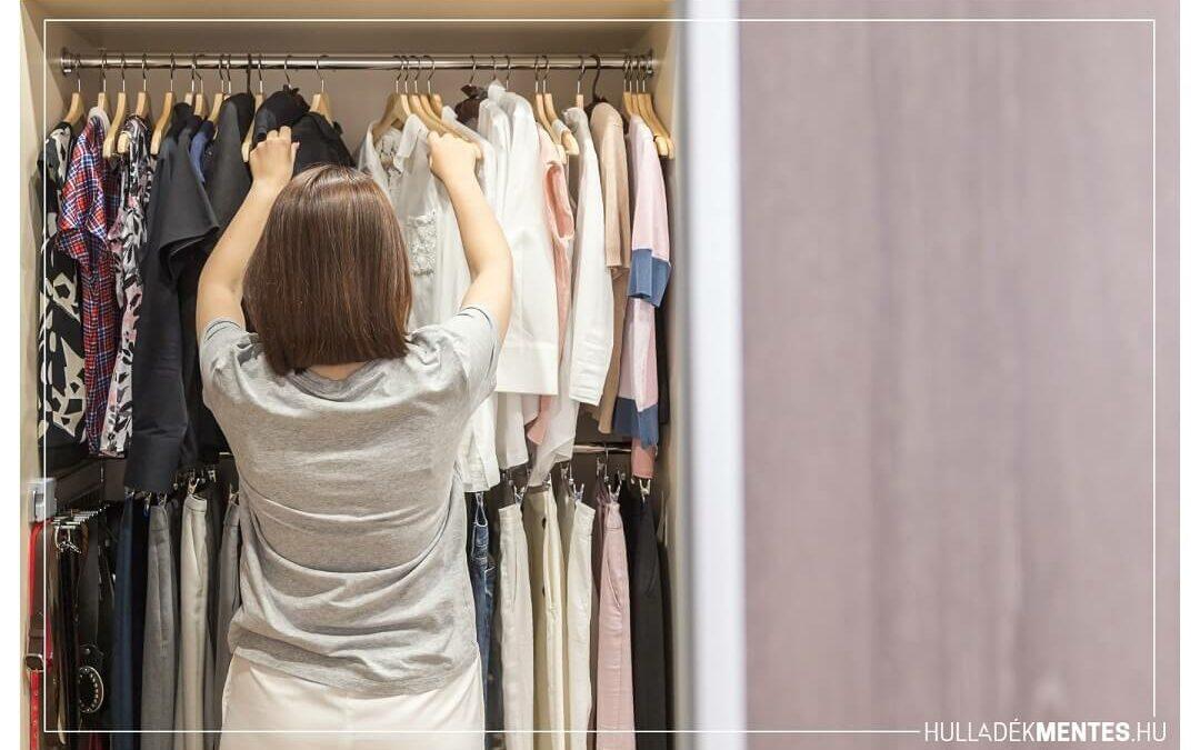 Tavaszi gardróbrendezés – Így tárold a téli ruháidat helyesen