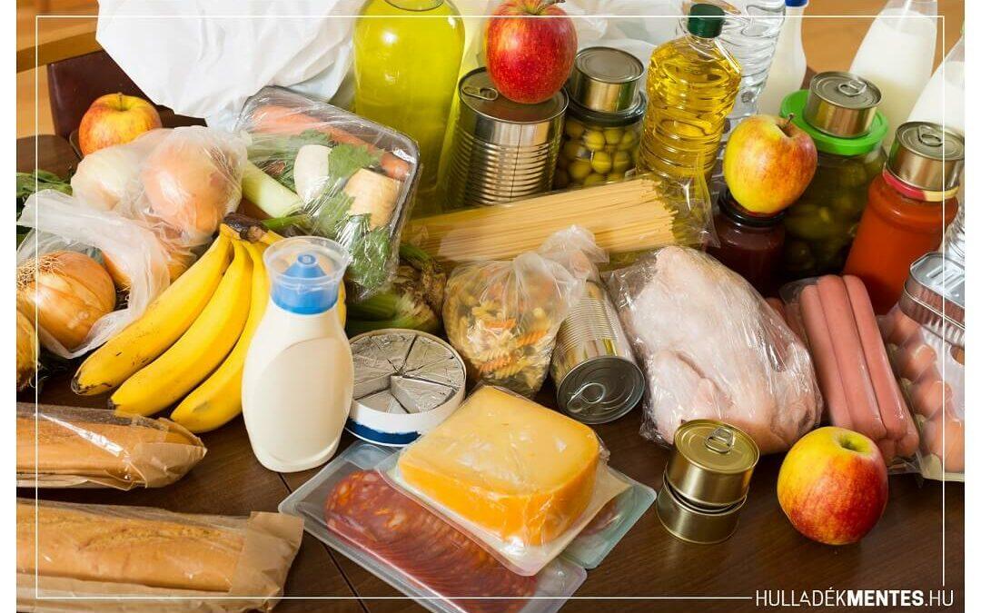 Az élelmiszerek csomagolásából veszélyes anyagok juthatnak a szervezetünkbe